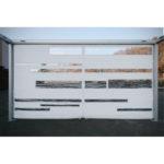 Rideau design rectangles pour Premium
